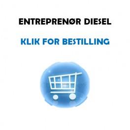 Entreprenør Diesel